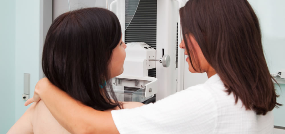 25 Supervised Mammograms