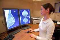Supervised Mammograms